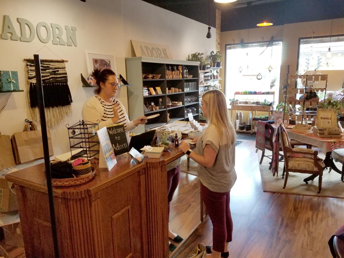 New boutique operator says Janesville's downtown has blossomed in past decade